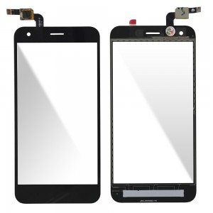 ZTE Vodafone Smart Ultra 6 VF-995N - Front Glass Digitizer Black