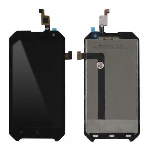 Blackview BV6000 - Full Front LCD Digitizer Black