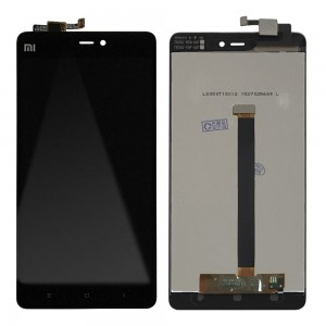 Xiaomi Mi 4S - Full Front LCD Digitizer Black