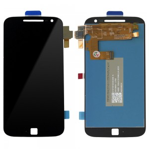 Motorola G4 Plus XT1641 - Full Front LCD Digitizer Black