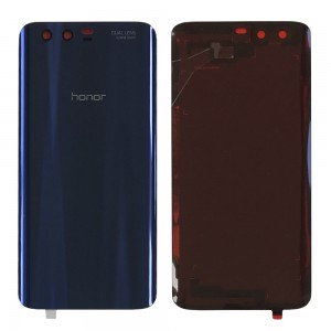 Huawei Honor 9 - Battery Cover with Adhesive Blue