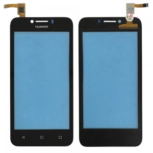 Huawei Ascend Y5 Y560 - Front Glass Digitizer Black
