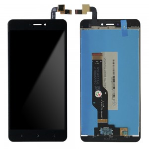 Xiaomi Redmi Note 4X - Full Front LCD Digitizer Black Global Version