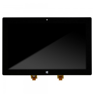 Microsoft Surface RT 1 1516 - Full Front LCD Digitizer Black