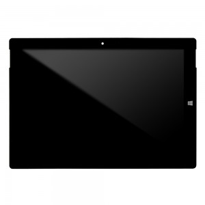Microsoft Surface RT 3 - Full Front LCD Digitizer Black