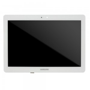 Samsung Galaxy Note 10.1 P5100 P5110 - Full Front LCD Digitizer White