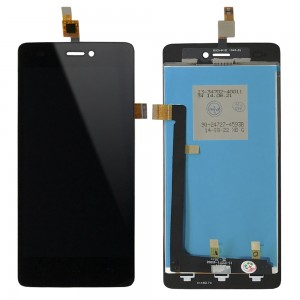 Wiko Highway Signs - Full Front LCD Digitizer Black