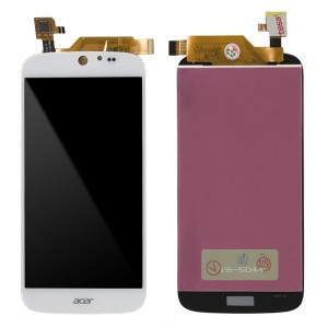 Acer Liquid Jade S55 - Full Front LCD Digitizer White