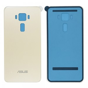 Asus Zenfone 3 ZE520KL - Battery Cover Gold with adhesive