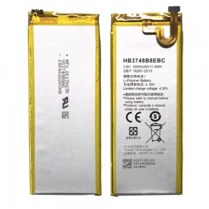 Huawei Ascend G7 - Battery HB3748B8EBC 3000mAh 11.4Wh