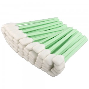 Cotton Swabs Sponge Cleaning 100x