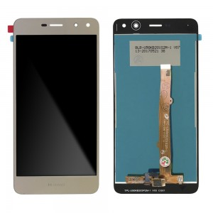 Huawei Ascend Y6 2017 / Nova Young - Full Front LCD Digitizer Gold