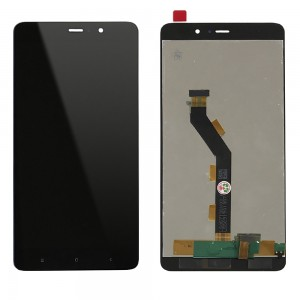 Xiaomi Mi 5S Plus - Full Front LCD Digitizer Black