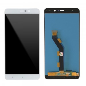 Xiaomi Mi 5S Plus - Full Front LCD Digitizer White