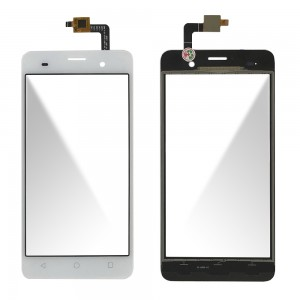 Wiko Jerry - Front Glass Digitizer White
