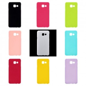 Samsung Galaxy A3 2016 A310 - Jelly Skin TPU Case