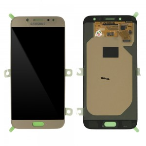 Samsung Galaxy J7 2017 J730 - Full Front LCD Digitizer Gold
