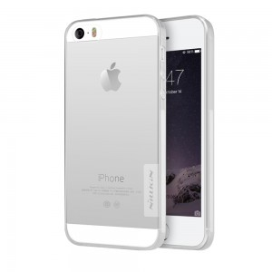 iPhone 5 / 5S / SE - Nillkin Nature TPU Case 0.6mm