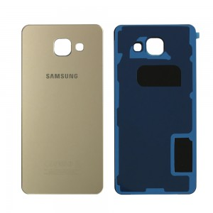 Samsung Galaxy A5 2016 A510 - Battery Cover Gold