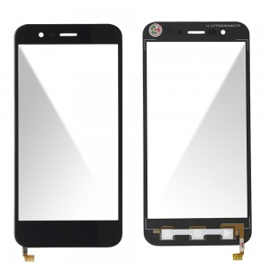 ZTE Smart Prime 7 / Vodafone 600 - Front Glass Digitizer Black