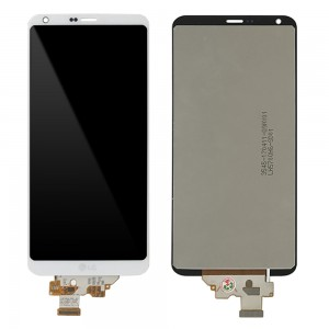 LG Optimus G6 H870 - Full Front LCD Digitizer White