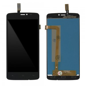 Gionee E3 Mini V4S MEO A66 - Full Front LCD Digitizer Black