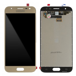 Samsung Galaxy J3 2017 J330 - Full Front LCD Digitizer Gold