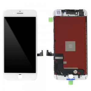 iPhone 8 Plus – LCD Digitizer (Original) White