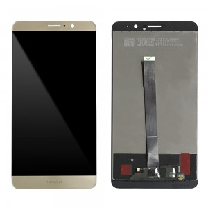 Huawei Ascend Mate 9 - OEM Full Front LCD Digitizer Gold