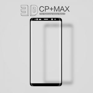 Samsung Galaxy Note 8 N950 -  NillKin 3D CP+ Max Full Coverage Anti-explosion Tempered Glass