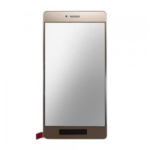 Huawei Ascend P9 Lite - Front Glass Gold