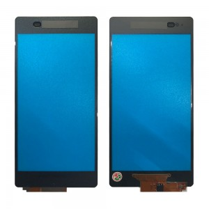 Sony Xperia Z2 D6503/D6502 - Front Glass Digitizer Black