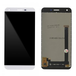 Elephone S1 - Full Front LCD Digitizer White HIFAY 15-32402-2684-1