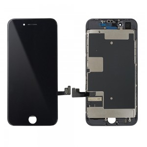 iPhone 8 - LCD Digitizer (Original Remaded) Black