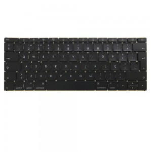 Macbook A1534 12 inch 2015 MF855 - Portuguese Keyboard PT Layout with Backlight