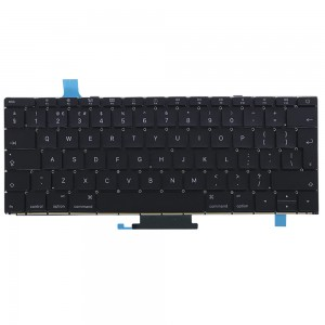 Macbook A1534 12 inch 2015 MF855 - British Keyboard UK Layout with Backlight