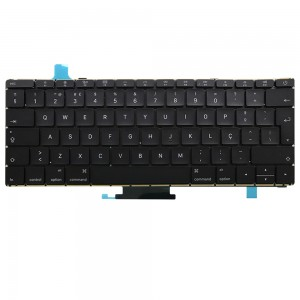 Macbook A1534 12 inch 2016 MF856 - Portuguese Keyboard PT Layout with Backlight