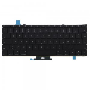 Macbook A1534 12 inch 2016 MF856 - German Keyboard DE Layout with Backlight
