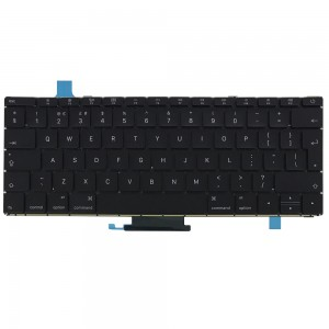 Macbook A1534 12 inch 2016 MF856 - British Keyboard UK Layout with Backlight