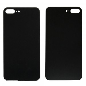 iPhone 8 Plus - Battery Cover A+++ Black