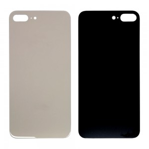 iPhone 8 Plus - Battery Cover A+++ Rose Gold