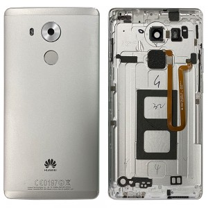 Huawei Ascend Mate 8 - Back Cover Housing Silver