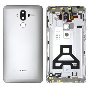 Huawei Ascend Mate 9 - Back Cover Housing Silver