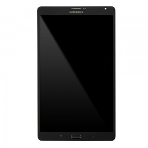 Samsung Galax Tab S 8.4 T705 - Full Front LCD Digitizer Black (Service Pack)