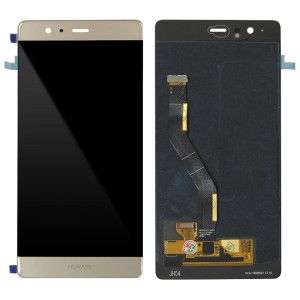 Huawei Ascend P9 Plus - Full Front LCD Digitizer Gold