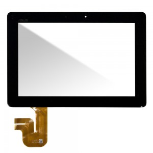 Asus Transformer Prime TF201 - Front Glass Digitizer Black V0.3