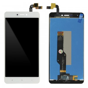 Xiaomi Redmi Note 4X - Full Front LCD Digitizer White Snapdragon Version