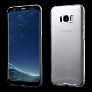 Samsung Galaxy S8 Plus G955 - Protect Case 360 Transparent