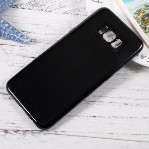 Samsung Galaxy S8 Plus G955 - Solid Color Glossy TPU Case