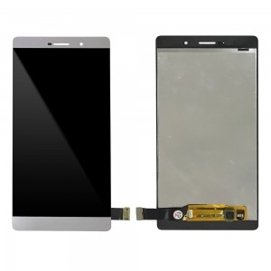 Huawei Ascend P8 Max - Full Front LCD Digitizer Grey